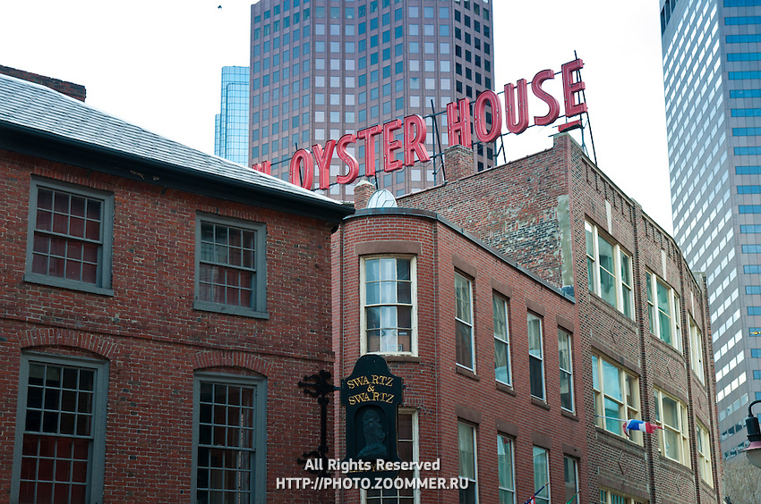 Union Oyster House, Schwartz and Schwartz lawyers, Boston, MA
