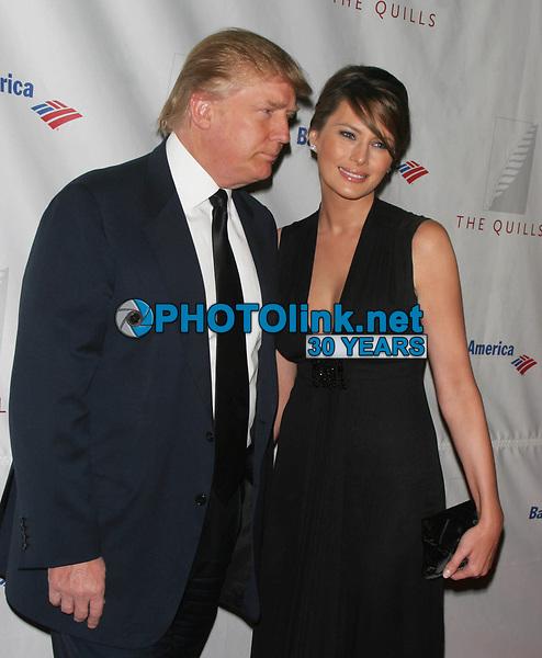 Donald Melania Trump 2006<br /> Photo By John Barrett-PHOTOlink.net