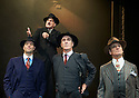 The Resistable Rise of Arturo Ui by Bertolt Brecht, translated by George Tabori and directed by Jonathan Church. With David Sturzaker as Givola, Henry Goodman as Arturo Ui., Joe McCann as Giri, Michael Feast as Roma. Opens at The Minerva Theatre  in Chichester  on 11/7/12.CREDIT Geraint Lewis