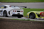 Sean Huyton - Academy Motorsport Ginetta G55 & Carl Boardley - Carl Boardley Motorsport Ginetta G55