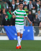 4th November 2017, McDiarmid Park, Perth, Scotland; Scottish Premiership football, St Johnstone versus Celtic; Mikael Lustig