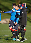 Graeme Murty and Carlos Peña