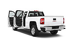 Car images of a 2015 GMC Sierra 1500 SLE 4 Door Pick-up Doors