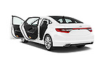 Car images close up view of a 2015 Hyundai Azera Liimited 4 Door Sedan doors