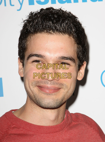 "STEVEN STRAIT .Los Angeles Premiere of ""City Island"" held At The Landmark Theatre, Los Angeles, California, USA, .15th March 2010..portrait headshot red .CAP/ADM/KB.©Kevan Brooks/Admedia/Capital Pictures"