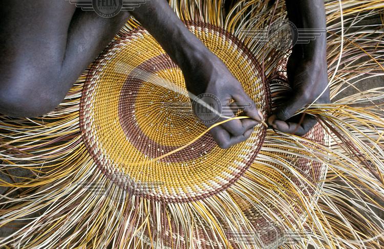 © Penny Tweedie / Panos Pictures..Arnhemland, Australia. Aborigines.