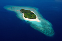 Unihabited Islands