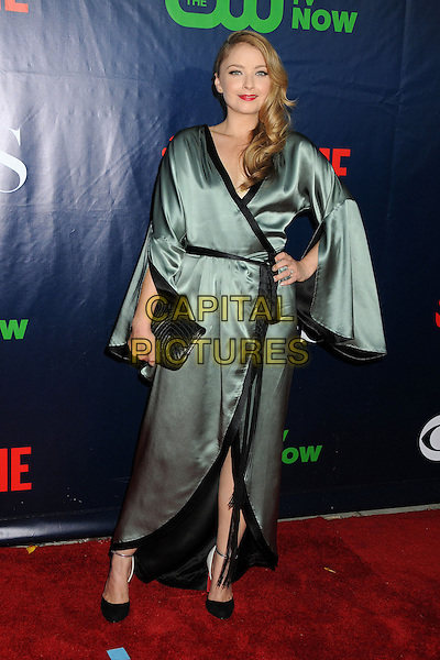 17 July 2014 - West Hollywood, California - Elisabeth Harnois. CBS, CW, Showtime Summer Press Tour 2014 held at The Pacific Design Center. <br /> CAP/ADM/BP<br /> &copy;Byron Purvis/AdMedia/Capital Pictures