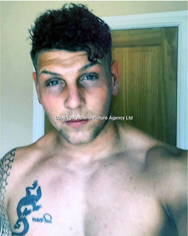 Pictured: Joshua Middleton, image found on his social media account.<br /> Re: A promising Welsh rugby player has been jailed for nine years by Swansea Crown Court, for causing grievous bodily harm with intent near a Llanelli nightclub.<br /> Joshua Jordan Middleton, of Burry Port, caused grievous bodily harm at Island Place, Llanelli, to Darren Edmundson – who has been left with damage to his brainl.<br /> The 21-year-old also faced charges of assaulting PC Burton and PC Jones in the execution of their duties. <br /> No application for bail was made, and he had been remanded in custody.<br /> The talented flanker, who weights 16 stone and is 6ft 4ins, represented the Wales under-18s rugby team and is a former Carmarthen Quins player.