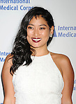 BEVERLY HILLS, CA- OCTOBER 23: Musician Chloe Flower arrives at the International Medical Corps' Annual Awards dinner ceremony at the Beverly Wilshire Four Seasons Hotel on October 23, 2014 in Beverly Hills, California.