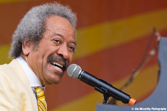 Allen Toussaint at Jazz Fest 2009