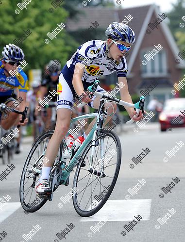 2011-06-04 / Wielrennen / seizoen 2011 / Joren Spruyt..Foto: Mpics