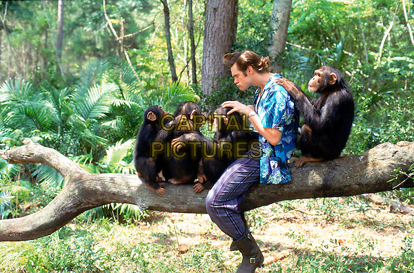 Jim Carrey.in Ace Ventura: When Nature Calls (1995).*Filmstill - Editorial Use Only*.CAP/NFS.Supplied by Capital Pictures.