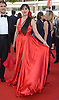 17.05.2017; Cannes, France: ISABELLA ADRIANI<br /> attends the premiere of &quot;Les Fantomes d'Ismael&quot; at the 70th Cannes Film Festival, Cannes<br /> Mandatory Credit Photo: &copy;NEWSPIX INTERNATIONAL<br /> <br /> IMMEDIATE CONFIRMATION OF USAGE REQUIRED:<br /> Newspix International, 31 Chinnery Hill, Bishop's Stortford, ENGLAND CM23 3PS<br /> Tel:+441279 324672  ; Fax: +441279656877<br /> Mobile:  07775681153<br /> e-mail: info@newspixinternational.co.uk<br /> Usage Implies Acceptance of Our Terms &amp; Conditions<br /> Please refer to usage terms. All Fees Payable To Newspix International