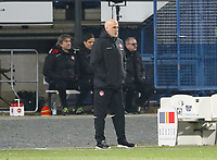 Trainer Michael Frontzeck (1. FC Kaiserslautern) - 21.02.2018: SV Darmstadt 98 vs. 1. FC Kaiserslautern, Stadion am Boellenfalltor, 2. Bundesliga