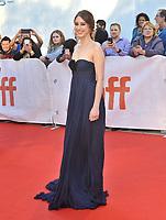 12 September  2018 - Toronto, Ontario, Canada. Taissa Farmiga. &quot;What They Had&quot; Premiere - 2018 Toronto International Film Festival at the Roy Thomson Hall. <br /> CAP/ADM/BPC<br /> &copy;BPC/ADM/Capital Pictures