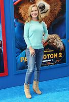 6 January 2018 - Los Angeles, California - Angela Kinsey. &ldquo;Paddington 2&rdquo; L.A. Premiere held at the Regency Village Theatre.     <br /> CAP/ADM<br /> &copy;ADM/Capital Pictures