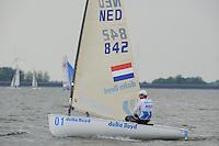 ZEILEN: MEDEMBLIK: 24-05-2014, Delta Lloyd Regatta, Pieter Jan Postma, ©foto Martin de Jong