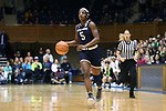 DURHAM, NC - FEBRUARY 04: Notre Dame's Jackie Young. The Duke University Blue Devils hosted the University of Notre Dame Fighting Irish on February 4, 2018 at Cameron Indoor Stadium in Durham, NC in a Division I women's college basketball game. Notre Dame won the game 72-54.