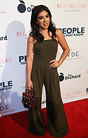 LOS ANGELES, CA - NOVEMBER 13: Chrissie Fit at People You May Know at The Pacific Theatre at The Grove in Los Angeles, California on November 13, 2017. Credit: Robin Lori/MediaPunch