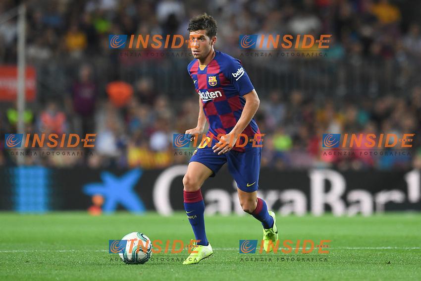 Sergi Roberto<br /> 21/01/2016 <br /> Barcelona - Villarreal <br /> Calcio La Liga 2019/2020 <br /> Photo Paco Largo Panoramic/insidefoto <br /> ITALY ONLY