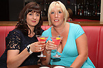 Michelle O'Haloran with Sharon Guinane in Bru...Picture Jenny Matthews/Newsfile.ie