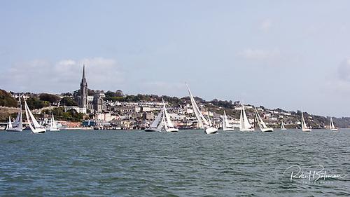 Cobh to Blackrock Race fleet