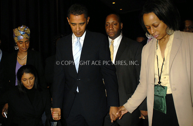 WWW.ACEPIXS.COM . . . . . ....January 8, 2007, New York City. ....Rev. Jesse Jackson, Rev. Al Sharpton, Senator Christopher Dodd and Senator Barack Obama attend Rainbow Push Coalition Welcoming Reception 'Wall Street Project Salutes Black Enterprise's 75 Most Influential Blacks on Wall Street' at the Sheraton New York Hotel. ....Please byline: KRISTIN CALLAHAN - ACEPIXS.COM.. . . . . . ..Ace Pictures, Inc:  ..(212) 243-8787 or (646) 769 0430..e-mail: info@acepixs.com..web: http://www.acepixs.com