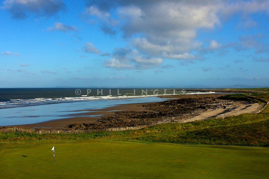 Royal Porthcawl Golf Club, Porthcawl, Mid Glamorgan, Wales. Picture Credit / Phil INGLIS