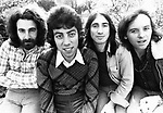 10cc 1973  Kevin Godley, Graham Gouldman, Lol Creme and Eric Stewart<br /> © Chris Walter