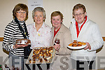 ...ICA: The Abbeydorney ICA ladies who had homemade cakes and jams on sale at the ICA Abbeydorney Craft Fair, in the Abbeydporney Community Centre on Sunday in aid of the Kerry Hospice Foundation. Peg Gill, Hannah Moore, Nora Shanahan and Eileen McCarthy. ..................   Copyright Kerry's Eye 2008