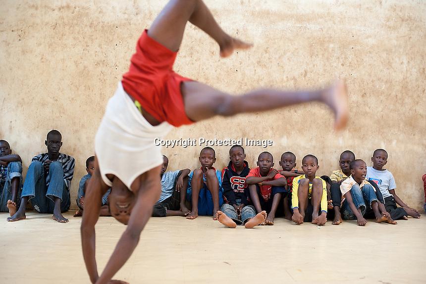 Mighty Jambo Circus Academy