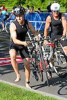 PHILLY TRI Day One: Transition