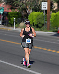A photograph taken during the Reno 10 Mile Run in downtown Reno on Sunday, August 13, 2017.