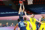 24 Rasid Mahalbasic EWE Baskets Oldenburg  , 5 Niels Giffey Alba Berlin <br /> <br /> <br /> Basketball Finalturnier 2020, nph0001: Halbfinale Spiel 1  <br /> 22.06.2020<br /> <br /> FOTO: Mladen Lackovic / LakoPress /Pool / nordphoto<br /> <br /> Nur für journalistische Zwecke! Only for editorial use! <br /> No commercial usage!