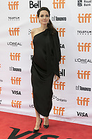 www.acepixs.com<br /> <br /> September 11 2017, Toronto<br /> <br /> Angelina Jolie arriving at the premiere of 'First They Killed My Father' during the 42nd Toronto International Film Festival at the Princess of Wales Theatre on September 11 2017 in Toronto, Canada<br /> <br /> <br /> By Line: Famous/ACE Pictures<br /> <br /> <br /> ACE Pictures Inc<br /> Tel: 6467670430<br /> Email: info@acepixs.com<br /> www.acepixs.com