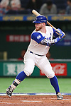 Zachary Borenstein (ISR), <br /> MARCH 12, 2017 - WBC : <br /> 2017 World Baseball Classic <br /> Second Round Pool E Game <br /> between Cuba 1-4 Israel <br /> at Tokyo Dome in Tokyo, Japan. <br /> (Photo by YUTAKA/AFLO SPORT)