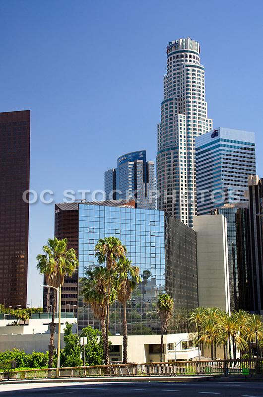Los Angeles California Skyscrapers