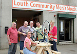 Mens sheds Bike Restoration