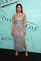 NEW YORK, NY - OCTOBER 9: Priyanka Chopra at the 2018 Tiffany Blue Book Collection:&nbsp;The Four Seasons of Tiffany at Studio 525 in New York City on October 9, 2018. <br /> CAP/MPI/JP<br /> &copy;JP/MPI/Capital Pictures