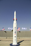 Israel's Arrow 2 designed to intercept long-range missiles,  the system was developed by Israel Aerospace Industries and Boeing