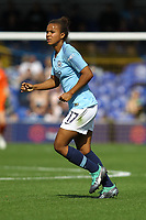Nikita Parris of Manchester City Women during Chelsea Women vs Manchester City Women, FA Women's Super League FA WSL1 Football at Kingsmeadow on 9th September 2018