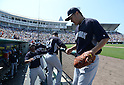 Masahiro Tanaka (Yankees),<br /> MARCH 22, 2014 - MLB : Masahiro Tanaka of the New York Yankees during a spring training baseball game against the Minnesota Twins at Hammond Stadium in Fort Myers, Florida, USA.<br /> (Photo by AFLO)