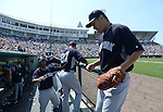Masahiro Tanaka (Yankees),<br /> MARCH 22, 2014 - MLB : Masahiro Tanaka of the New York Yankees during a spring training baseball game against the Minnesota Twins at Hammond Stadium in Fort Myers, Florida, USA.<br /> (Photo by AFLO)