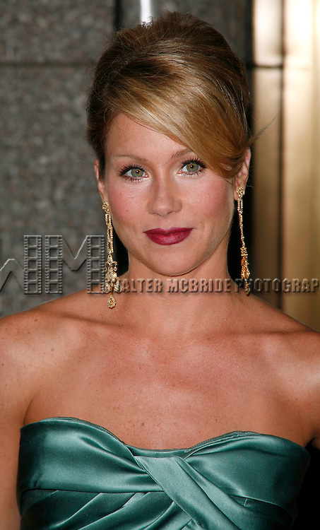Christina Applegate.arriving to the 61st Annual Tony Awards held at Radio City Music Hall New York City on June 10, 2007. .© Alice Erardy / Starlitepics