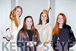 Siofra Foley, Jacquelyn Owens, Imogen O'Connor and Abigail O'Shea at the Killarney Rotary club Fashion show in  the Great Southern Hotel on Saturday