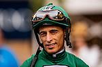 MAY 27: John Velazquez at The Gold Cup at Santa Anita at Santa Anita Park in Arcadia, California on May 27, 2019. Evers/Eclipse Sportswire/CSM
