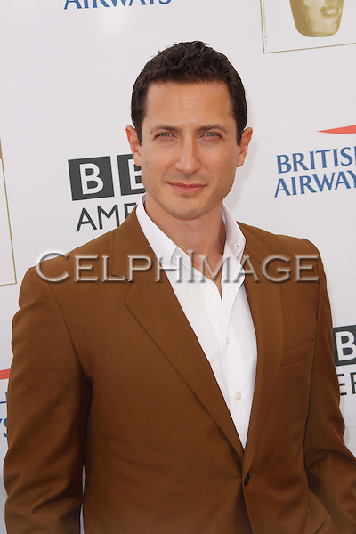 SASHA ROIZ. 8th Annual BAFTA/LA TV Tea Party at the Hyatt Regency Century Plaza. Los Angeles, CA, USA. August 28, 2010. ©Tim Copeland/CelphImage