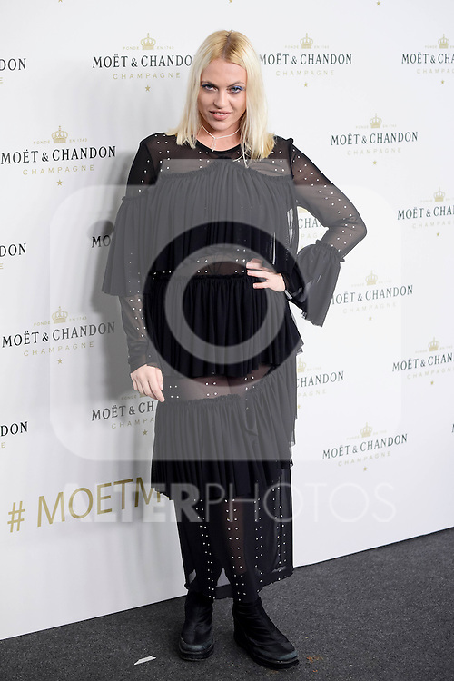 "Daniela Blume attends to the Moet & Chandom party ""New Year's Eve"" at Florida Retiro in Madrid, Spain. November 29, 2016. (ALTERPHOTOS/BorjaB.Hojas)"