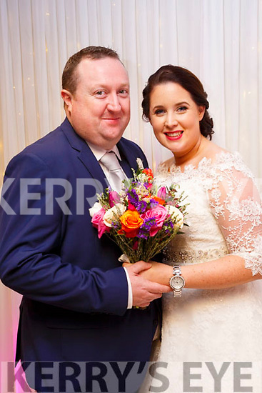 O'Brien/ O'Sullivan wedding, in Ballyroe Heights Hotel, on Saturday last.